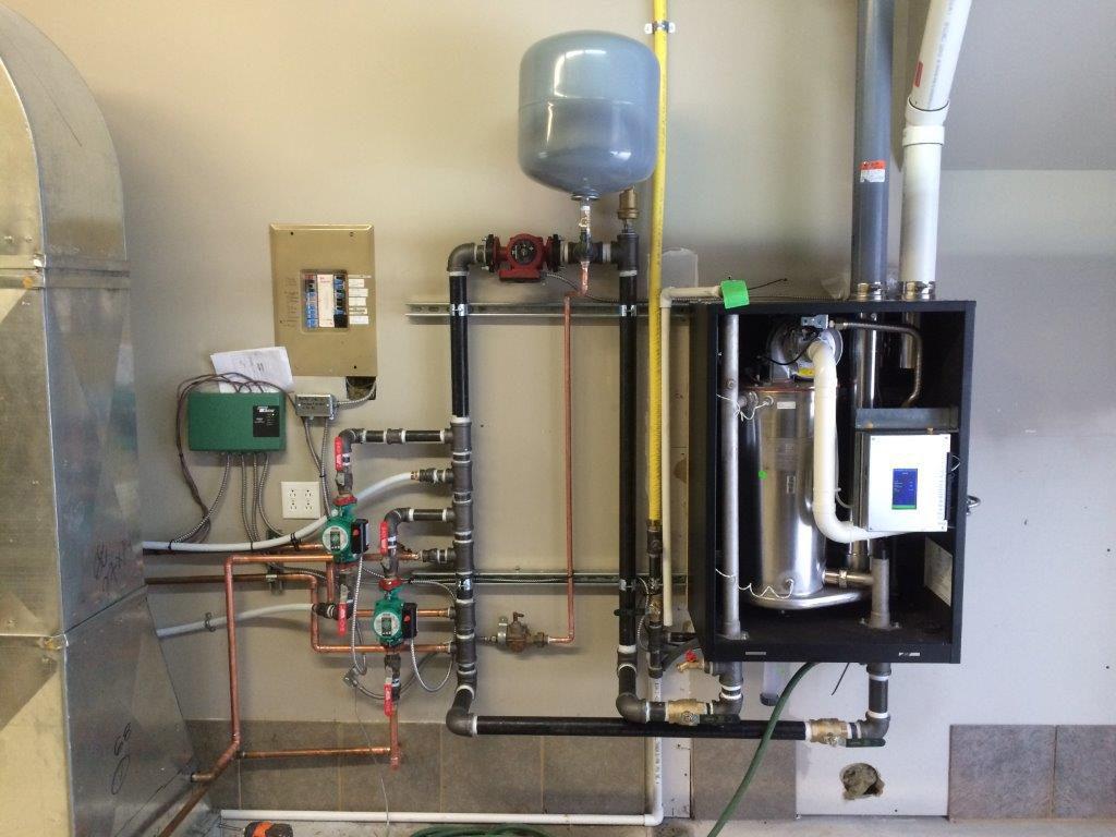 poste de contrôle filtration eau